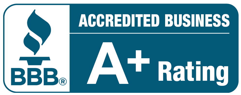 BBB A+ accredited Roofing contractor